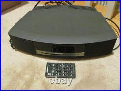 Bose Wave Radio CD Player Model AWRCC1, Used Working and in Great Condition