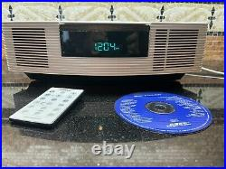 Bose Wave Radio CD Player Model Awrc1p Excellent Condition / Nice