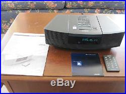 Bose Wave Radio/CD withRemote and Owner's Guide Model AWRC-1G