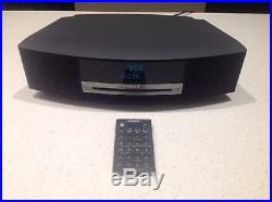 Bose Wave Radio Cd, Am, Fm, Aux, Mint Condition, Great Quality And Sound, Brgn