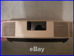Bose Wave Radio (G1, Top Buttons, No CD), Repair Service