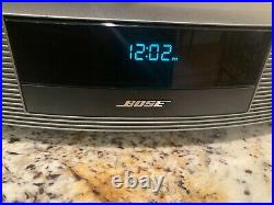 Bose Wave Radio III 3 Music System with bluetooth adapter and remote