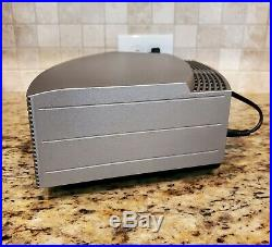Bose Wave Radio III 3 With Ipod Dock For Aux Remote And Power Fast Ship