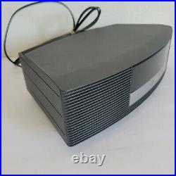 Bose Wave Radio III AM/FM with remote Radio Only No CD Player Free Shipping