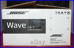 Bose Wave Radio III SoundTouch Graphite with Remote NEW (11109)