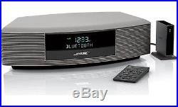 Bose Wave Radio III With Bluetooth Music Adapter and remote