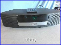 Bose Wave Radio III With Touch-top On/Off And Remote. Nice Condition. Great Sound