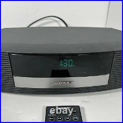 Bose Wave Radio II With Remote Control Tested! Free Shipping