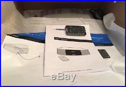 Bose Wave Radio IV Am/fm Aux With Remote Platinum Silver New Open Box