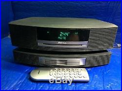 Bose Wave Radio Music System AWRCC1 With Multi CD Changer Remote Great Sound