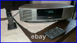 Bose Wave Radio Music System III with Bluetooth Adapter and Remote Control