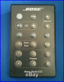 Bose Wave Radio Music System- Near Flawless Condition & 100% Authentic! AWRC-1G