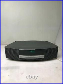 Bose Wave Radio and CD Player Music System III -Graphite Gray Tested Working