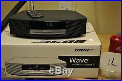 Bose Wave Radio lll CD player and Remote
