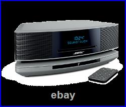 Bose Wave SoundTouch IV Platinum Silver-Music Speaker System CD-Bluetooth-WIFI