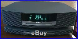 Bose Wave SoundTouch Music System III AM/FM Radio, CD withRemote and Owners Guide