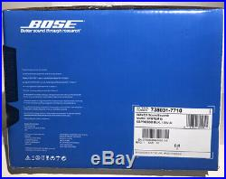Bose Wave SoundTouch Music System IV Espresso Black NEW FACTORY SEALED