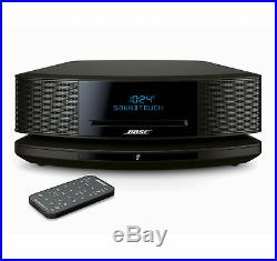 Bose Wave SoundTouch Music System IV Stereo Espresso Black