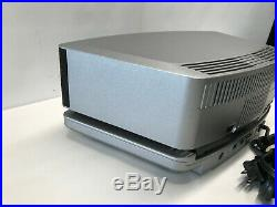 Bose Wave Soundtouch Music System IV Mini Stereo Am/fm/cd Platinum Silver