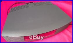 Bose Wave lll Music System 3 Radio CD Alarm with 2 Remotes Super Clean Tested USA