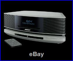 Bose wave soundtouch music system iv Platinum Silver NEW