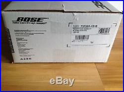 CD player stero system AM/FM Radio Bluetooth adapter Bose wave IV New