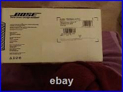 FACTORY SEALED BOSE WAVE MUSIC SYSTEM 4 With REMOTE, CD PLAYER AM/FM RADIO BLACK