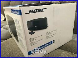 Factory Renew Bose Wave SoundTouch Music System IV Stereo Espresso Black