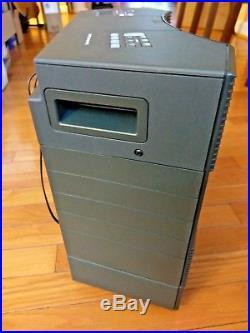 MINT Bose Acoustic Wave Music System II CD Player Radio Changer Graphite
