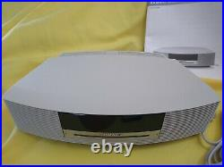 MINT CONDITION BOSE Wave Music Sys/CD Player Model AWRCC2 with Rem. & 90 DAY WARR