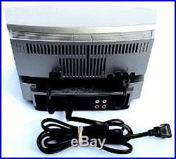 NEW BOSE WAVE MUSIC SYSTEM with MULTI CD CHANGE RADIO CD PLAYER COMPLETE with REMOTE