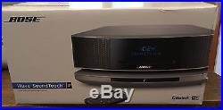 NEW Bose Wave SoundTouch Music System IV Remote, CD and Radio-Platinum