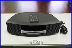 NICE Bose Wave Music System Am/Fm Radio/Cd Player With Remote