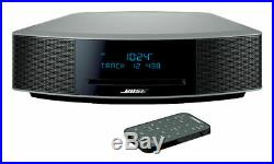New Bose Wave Music System IV CD Player Remote and Radio Platinum Silver SALE