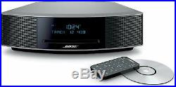 New Bose Wave Music System IV with Remote, CD Player, AM/FM Radio, 2 Colors
