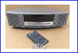 Nice Bose Wave Music System III CD Player Radio withRemote No Reserve