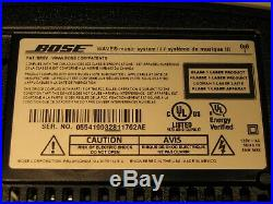 Stunning Bose Wave Music System III Am/fm Radio CD Player & 3 CD Changer Works