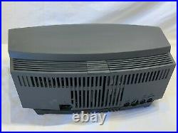 Working Bose Wave Radio CD, Graphite Grey, With Remote
