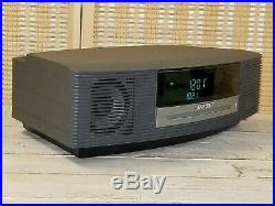 Works 100%! Bose Wave Music System CD Player, Am/fm Radio With Remote Nice